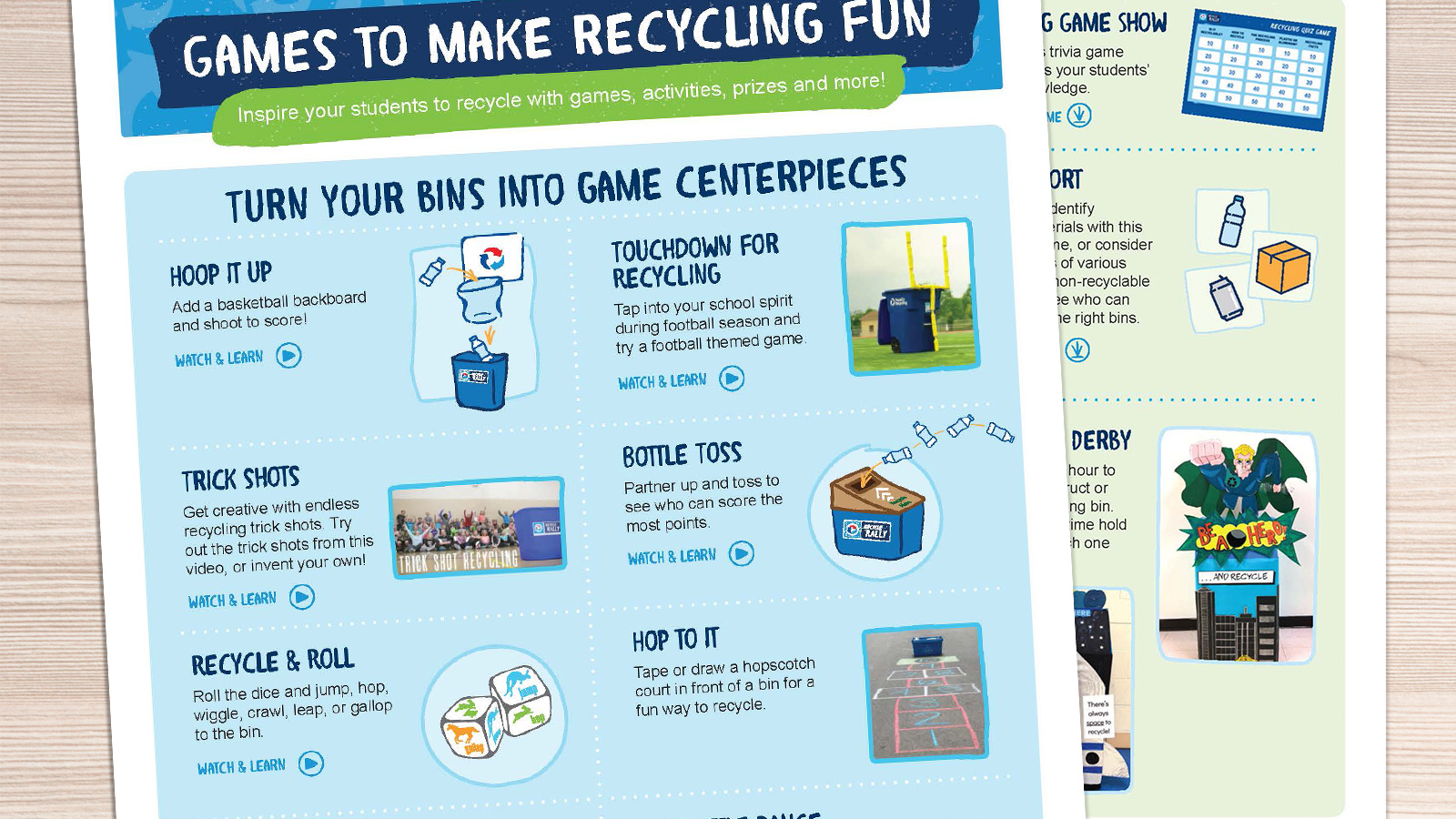 These 21 Recycling Games Help Kids Learn the Value of Being Green